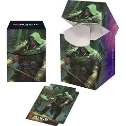Deckbox MTG: Throne of Eldraine Garruk Cursed Huntsman