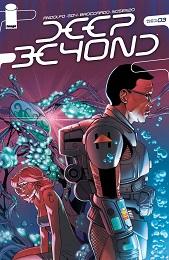 Deep Beyond no. 3 (2021 Series)