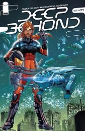 Deep Beyond no. 4 (2021 Series)