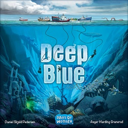 Deep Blue Board Game