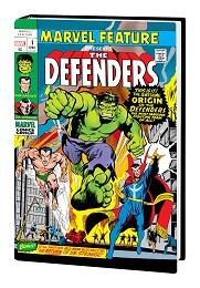 The Defenders Omnibus Volume 1 HC (Variant)