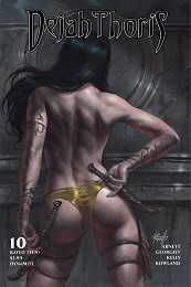 Dejah Thoris no. 10 (2018 Series)