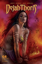 Dejah Thoris no. 8 (2019 Series)