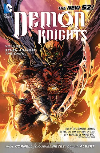 Demon Knights Volume 1: Seven Against the Dark TP - Used