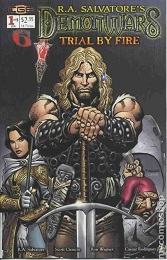 Demon Wars: Trial by Fire (2002 Series) Complete Bundle - Used