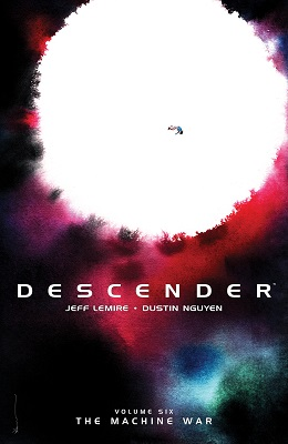 Descender: Volume 6: Machine War TP