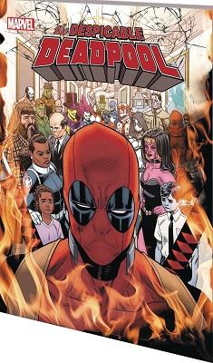 Despicable Deadpool: Volume 3: Marvel Universe Kills Deadpool TP