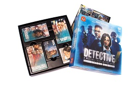 Detective: Season One Board Game