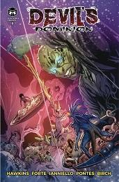 Devil's Dominion no. 3 (2021 Series) (MR)