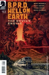 B.P.R.D. Hell on Earth: The Devil's Engine (2012 Series) Complete Bundle - Used