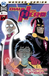 Dial H for Hero no. 8 (8 of 12) (2019 Series)