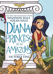 Diana: Princess of the Amazons TP