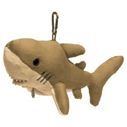 "Dice Bag: 9"" Shark"