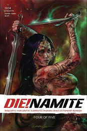 Die!Namite no. 4 (2020 Series)