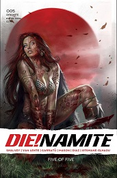 Die!Namite no. 5 (2020 Series)
