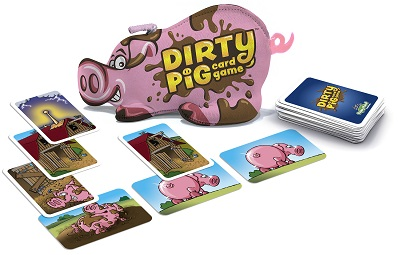 Dirty Pig Card Game