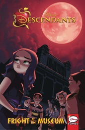 Disney Descendants: Fright at the Museum TP