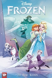 Disney Frozen: Hero Within TP