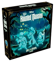 Disney The Haunted Mansion: Call of the Spirits Board Game