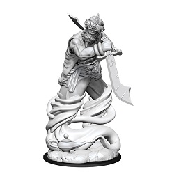 Dungeons and Dragons Nolzurs Marvelous Unpainted Minis Wave 13: Djinni
