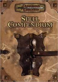 Dungeons and Dragons 3.5 ed: Spell Compendium - Used