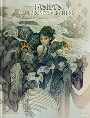 Dungeons and Dragons 5th Ed: Tasha's Cauldron of Everything HC (Exclusive Retail Ed)