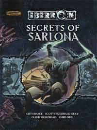 Dungeons and Dragons 3.5 ed: Eberron: Secrets of Sarlona
