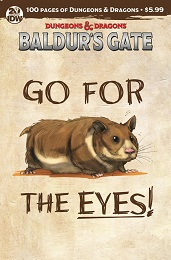 Dungeons and Dragons: Baldur's Gate: Go For the Eyes (2019)