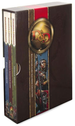 Dungeons and Dragons 4th ed: Gift Set - Used