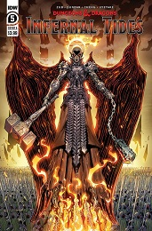 Dungeons and Dragons: Infernal Tides no. 5 (2019 Series)
