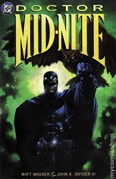 Doctor Mid-Nite (1999 Series) Complete Bundle - Used