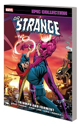 Doctor Strange : Triumph and Torment Epic Collection TP