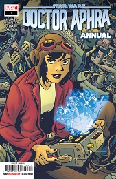 Star Wars: Doctor Aphra Annual no. 3 (2016 Series)