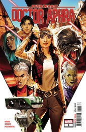 Star Wars: Doctor Aphra no. 1 (2020 Series)