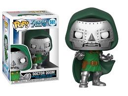 Funko POP: Fantastic Four: Doctor Doom