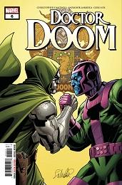 Doctor Doom no. 6 (2019 Series)