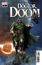 Doctor Doom no. 7 (2019 Series)