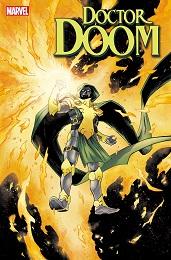 Doctor Doom no. 9 (2019 Series) (Variant)