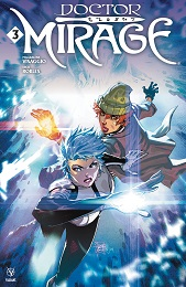 Doctor Mirage no. 3 (3 of 5) (2019 Series)