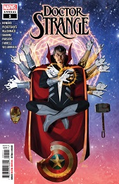 Doctor Strange Annual no. 1 (2019 Series)