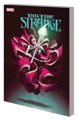 Doctor Strange by Donny Cates: Volume 1: God of Magic TP
