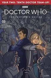 Doctor Who: The Thirteenth Doctor: Season 2 no. 3 (2020 Series)