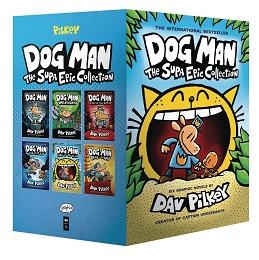 Dog Man: Supa Epic Collection TP