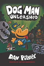 Dog Man Volume 2: Unleashed TP