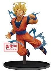 Dragon Ball Z: Dokkan Battle Super Saiyan 2 Goku Figure