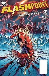 Dollar Comics: Flashpoint no. 1 (2011)