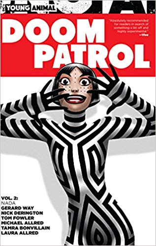 Doom Patrol: Volume 2 : Nada TP (MR)