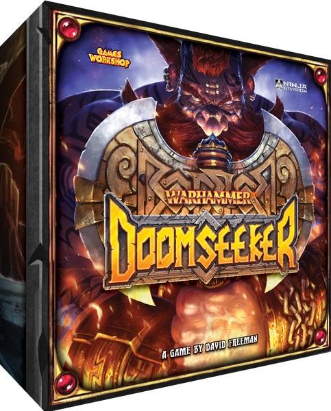Doomseeker Card Game