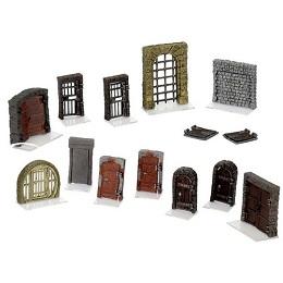 WarLock Tiles: Doors and Archways