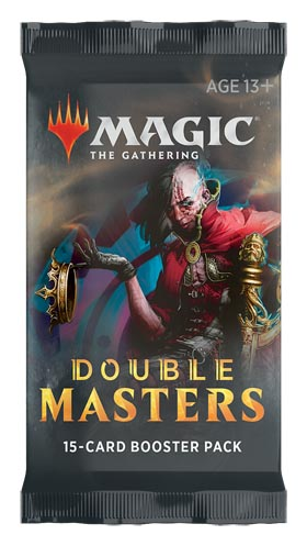Magic the Gathering: Double Masters Booster Pack